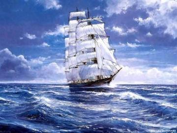 Алмазная мозаика — это удивительное творчество и релакс — Корабли и машины