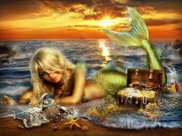 Алмазная мозаика - это удивительное творчество и релакс!  — Фэнтези — Мозаики и фреска