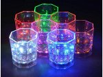 Светящиеся бокалы