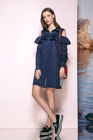 Платье Prestige Артикул: 3382/170 синий