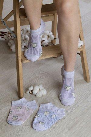 Носки Букля женские