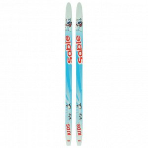Лыжи пластиковые БРЕНД ЦСТ step, 100 см, цвет МИКС