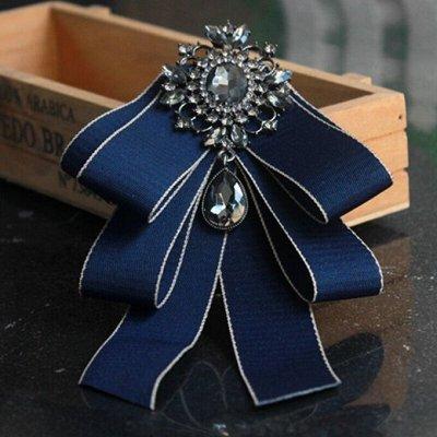 ৡСамые модные украшения для милых дамৡ — Брошь-галстук — Броши