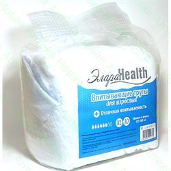 Подгузники-трусиков для взрослых ЭлараHEALTH, размер XL, 10шт