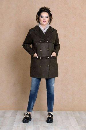 Дубленка Mira Fashion Артикул: 4466