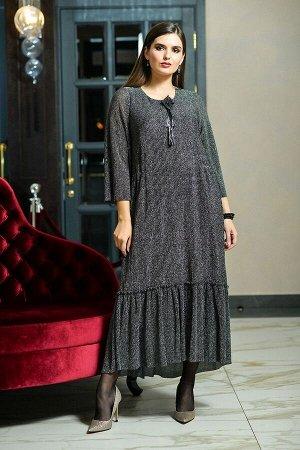 Платье Faufilure outlet Артикул: С1012 серебро