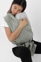 Мамам большого города! Грызунки ляликам👶и много полезностей — Тканые слинг-шарфы (с рождения) — Все для мам