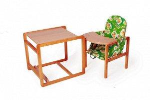 """Стол-стул для кормления """"Алекс"""" (салатовый, СТД 0107)"""