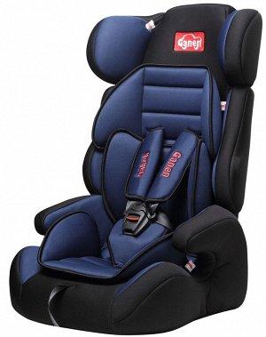 Детское автомобильное удерживающее устройство GE-E14 (1/2) синее