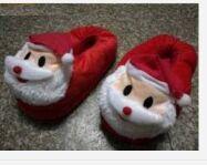 """Тапочки """"Санта Клаус"""""""