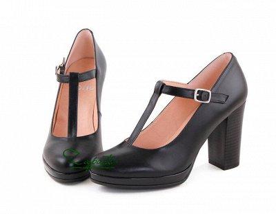 Обувь made in Spain. Удобная и практичная — Туфли - Балетки — Кожаные