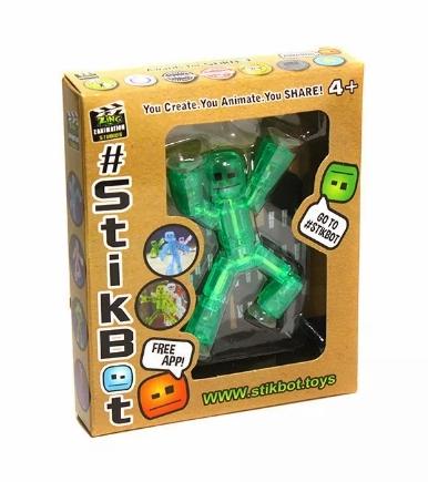 Мир игрушек! Мульт.грои, развивашки. Готовим подарки к НГ🎄  — Фигурки Стик6от — Роботы, воины и пираты