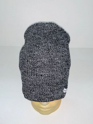 Шапка Двухсторонняя топовая шапка  №1775