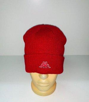 Шапка Зачетная красная шапка  №3954