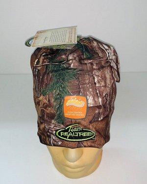 Шапка Зачетная камуфляжная шапка Realtree  №1737