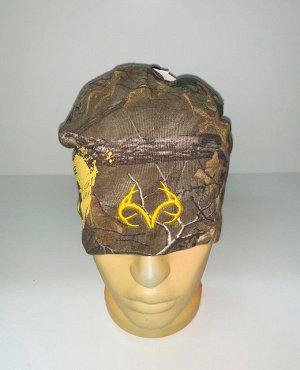 Шапка Камуфляжная практичная шапка  №3873