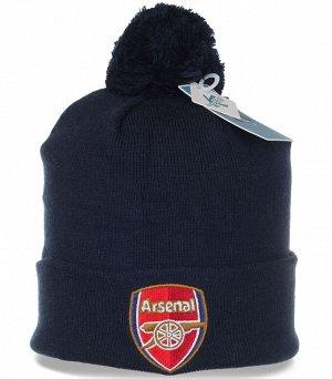 Шапка Мужская шапка Arsenal отличного качества №1623