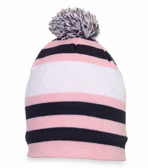 Шапка Топовая зимняя шапка для девушек будет в моде при любой погоде №1605 ОСТАТКИ СЛАДКИ!!!!