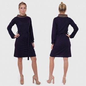 Трикотажное платье RANA. В таком платье тебе не нужно следить за тенденциями моды, ты сама – мода! №2027 ОСТАТКИ СЛАДКИ!!!!