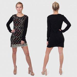 В меру официальное и сексуальное платье LOUD Modis. Продвинутая интерпретация Little Black Dress №2041 ОСТАТКИ СЛАДКИ!!!!