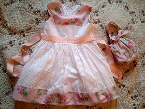 Платье Испания с сумочкой