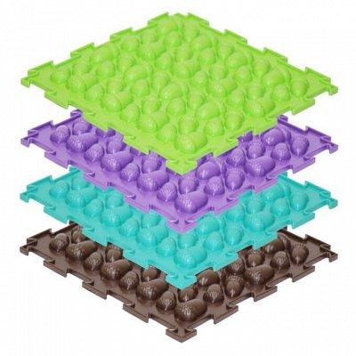 Море игрушек для детей🦊 Бизиборды, игровые наборы, роботы👾   — Массажные коврики и модули — Игрушки и игры