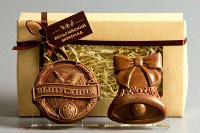 Твое Правильное Питание! Мармелад — На любой праздник и вкус - шоколадный набор 2 в 1 — Шоколад