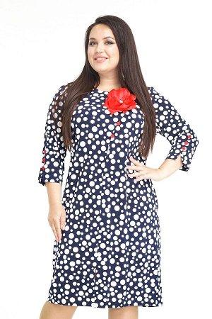 Платье-8745
