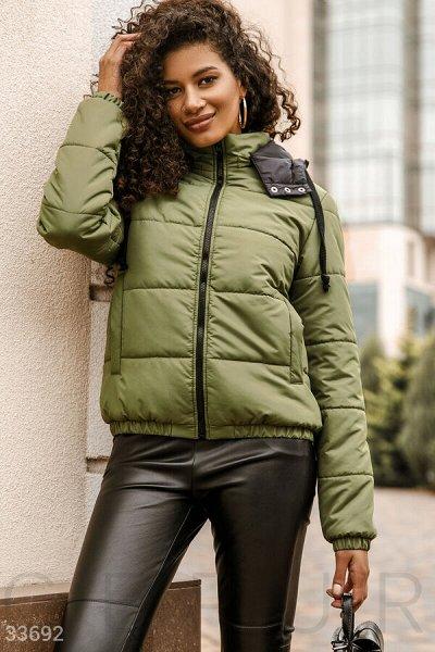 GEPUR женская одежда  — верхняя одежда — Демисезонные куртки