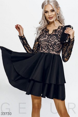 Платье-33730