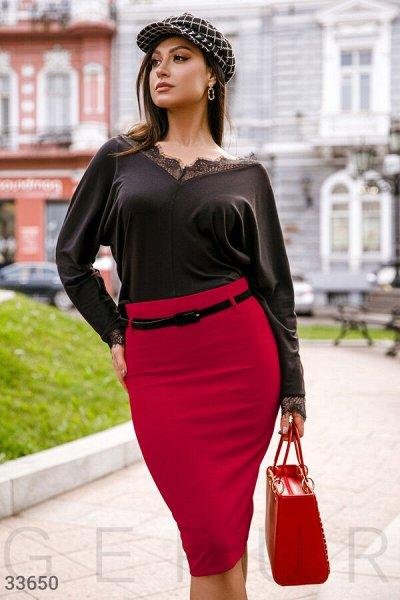 GEPUR женская одежда 🍁 Осень 2020 — юбки PLUS SIZE+++ — Юбки