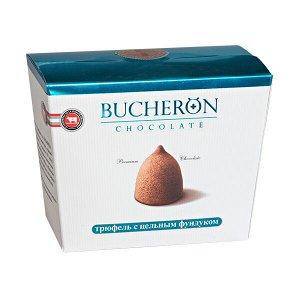 конфеты BUCHERON Трюфель 'Цельный Фундук 175 г
