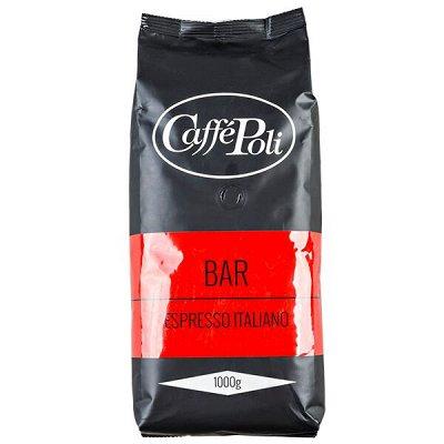 Кофе, чай и сладости лучших производителей (02.08.2021) — Кофе Caffe Polli зерно