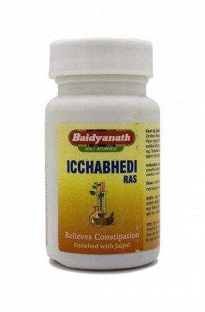 Ичабеди Рас Байдьянат (мощное очищение организма) Icchabhedi Ras Baidyanath 10 гр. (40-45 табл.)