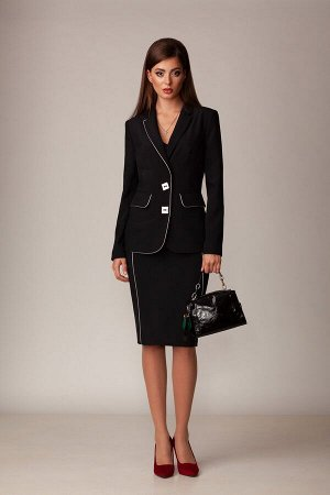 Женский комплект жакет и юбка