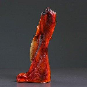 """Фигура """"Русалка в дереве"""" 35х16см"""