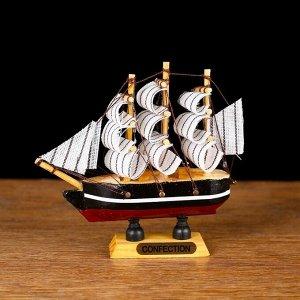 Корабль сувенирный малый «Джейн Гай», 3 ? 10 ? 10 см