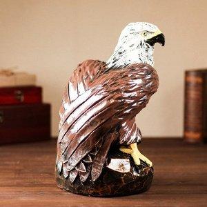 """Статуэтка """"Орел на камне"""", 38 см"""