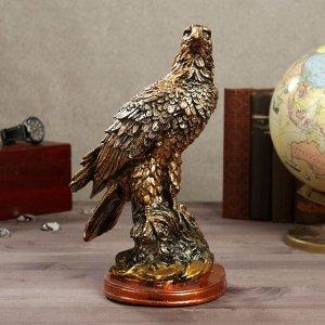 """Статуэтка """"Орёл"""" 31 см, бронза, микс"""
