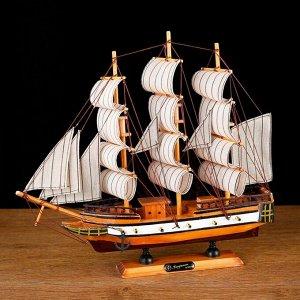 Корабль «Кинбурн», 32?31см