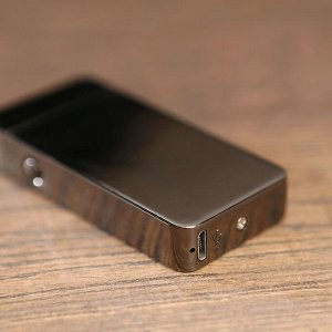 "Зажигалка электронная ""Классика"", USB, дуговая 1х3.5х7 см"