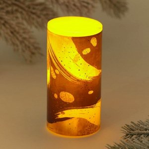 Электронная свеча «Абстракция», 5 х 10 см