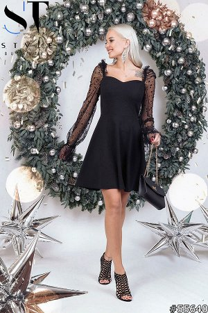 Платье 55640