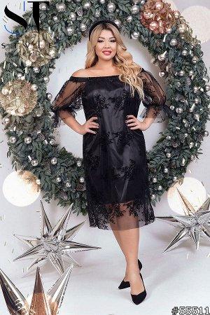 Платье 55511