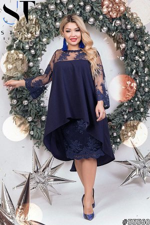Платье 55560