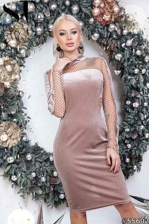 Платье 55602