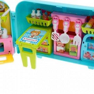 Игровой набор «Весёлая кухня», в машинке