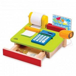 Деревянная игрушка «Касса»