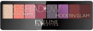 Eyeshadow Professional Palette Тени для век: 03-MODERN GLAM  (*3*18)