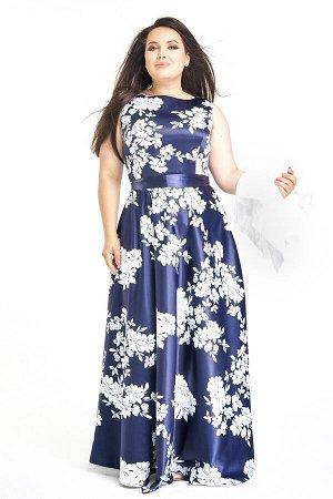 Платье-4487